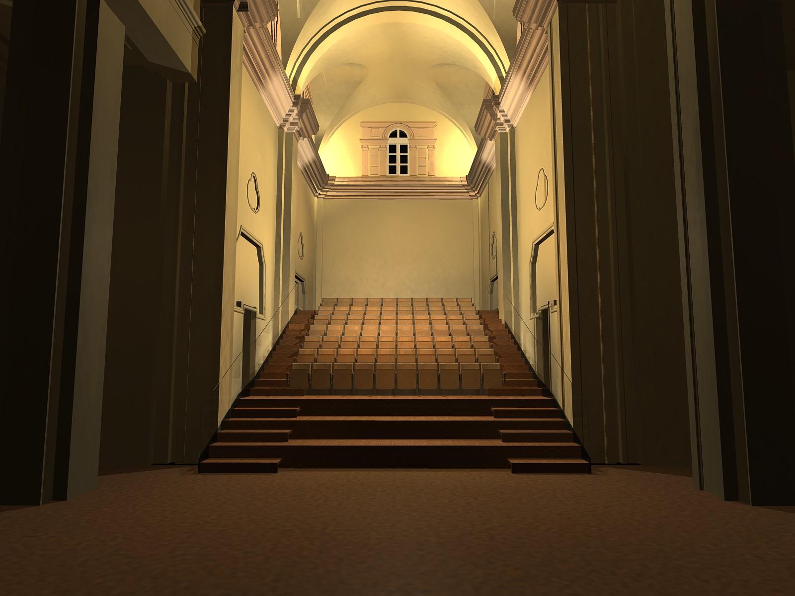 Edifici storici del complesso del Casermone/Ex Chiesa di S.Giuseppe, Asti – Secondo lotto