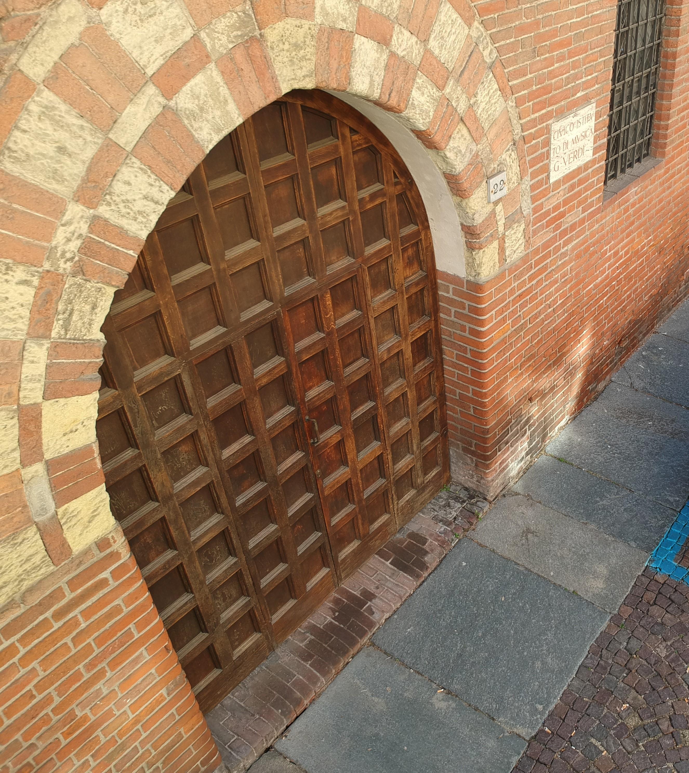Consolidamento strutturale del Palazzo Verasis Asinari in Asti