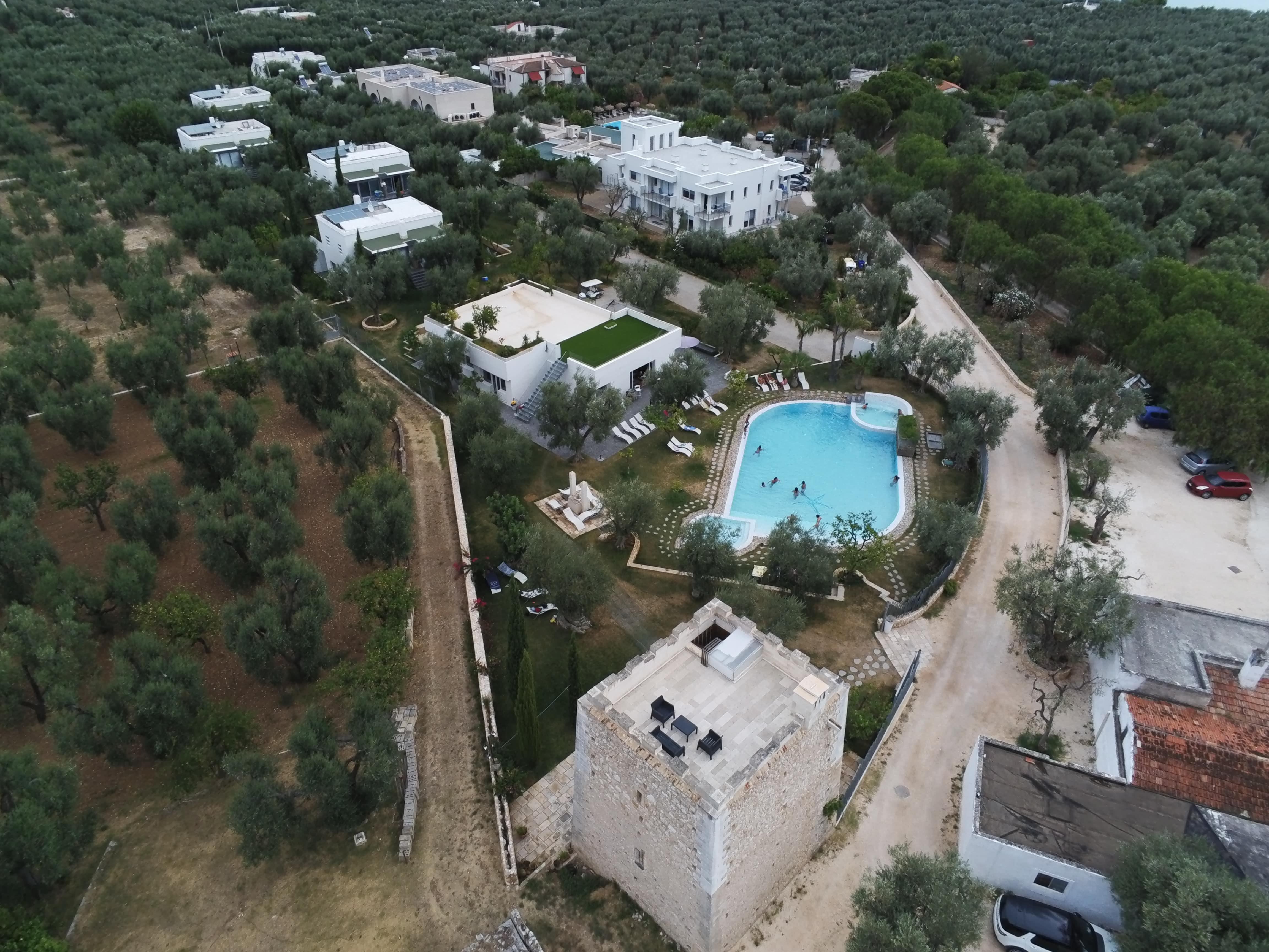 Torre Santamaria Resort, Mattinata Puglia -SAPR-