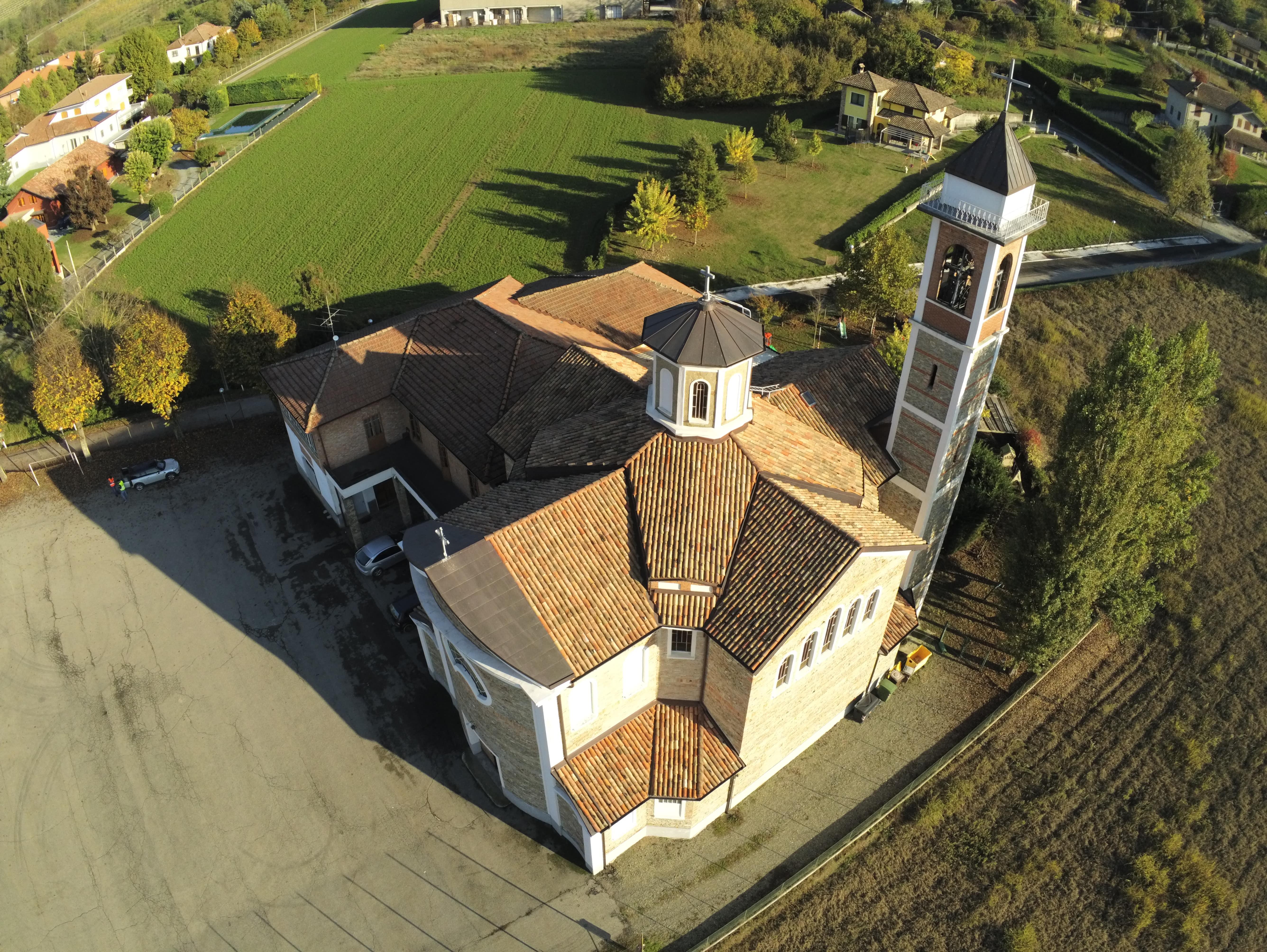 Parrocchia Sacro Cuore di Calamandrana (AT) -SAPR-