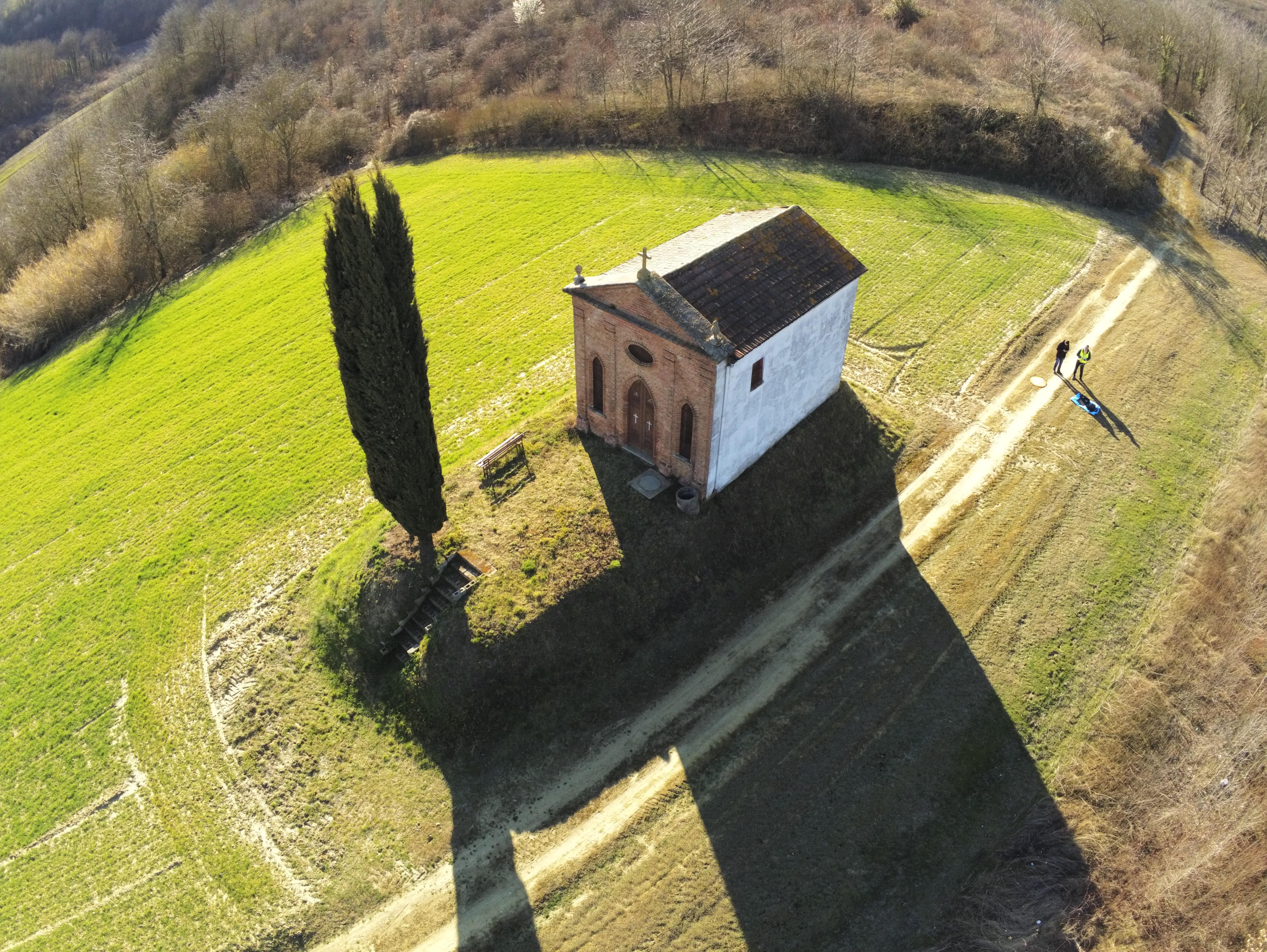 "Chiesa Campestre ""Cappella di Santa Margherita""  Castagnole Monferrato, Italy (AT) -SAPR-"